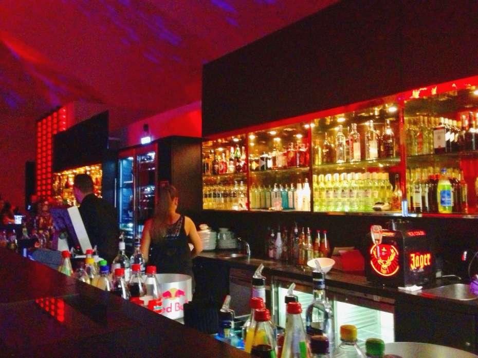 Bar im Club View