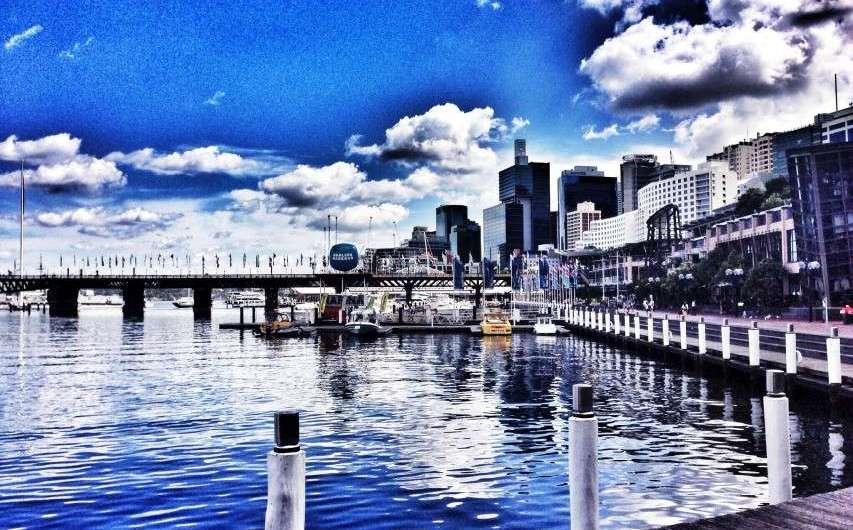 Darling Harbour – das Partyviertel von Sydney