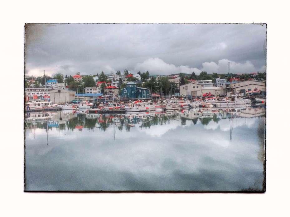Hafen von Hafnarfjördur