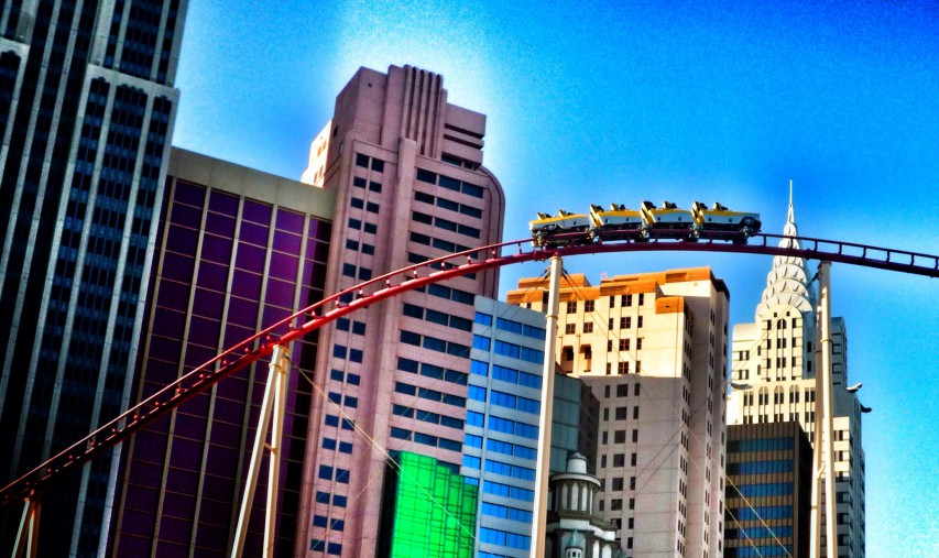 New York mitten in Las Vegas