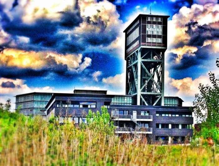 Hammerkopfturm auf Minister Stein