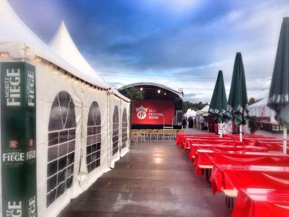 Zeltfestival Ruhr am Kemnader See