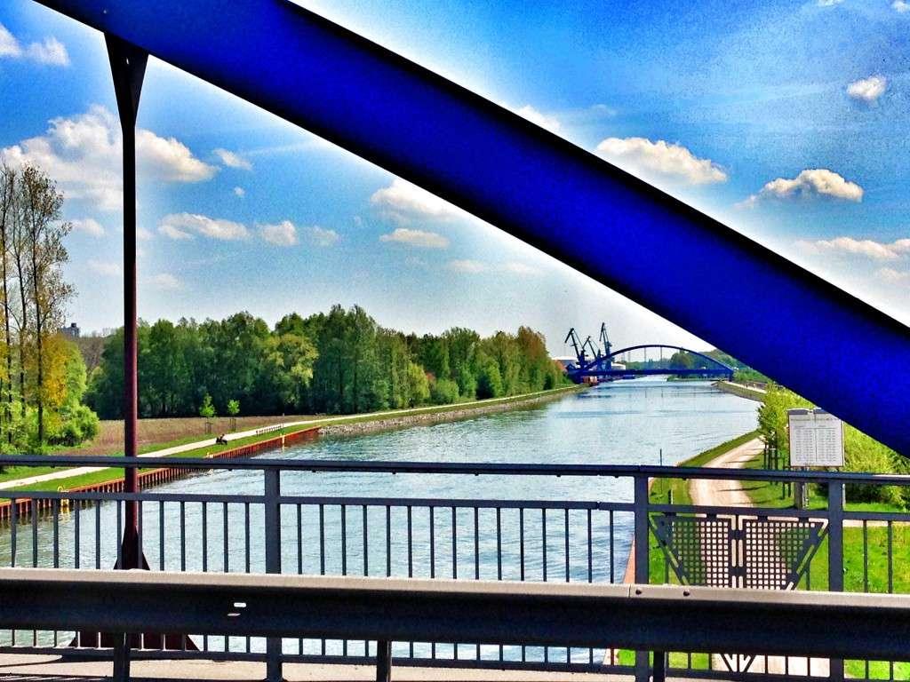 Radtouren am Datteln-Hamm-Kanal