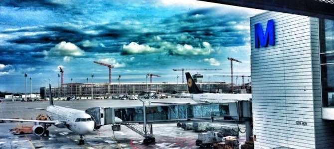 Flughafen-Europameister München