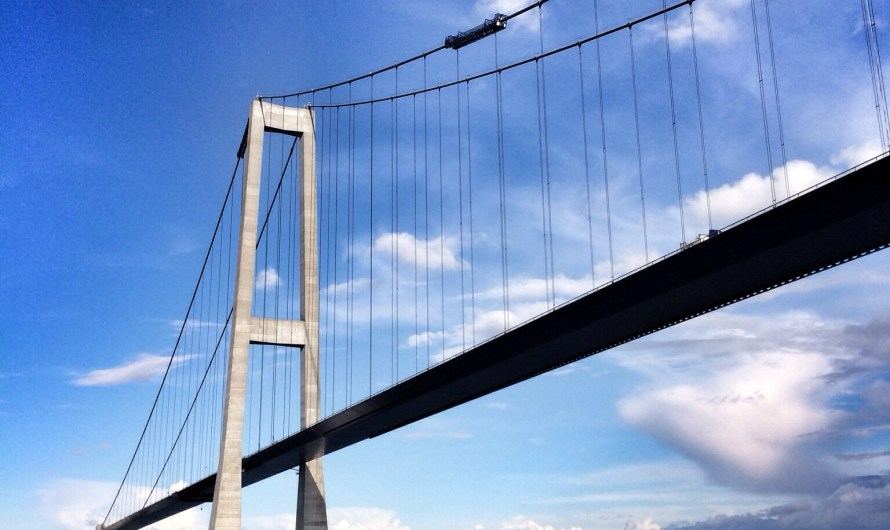 Storebältsbroen – die Brücke über den Großen Belt