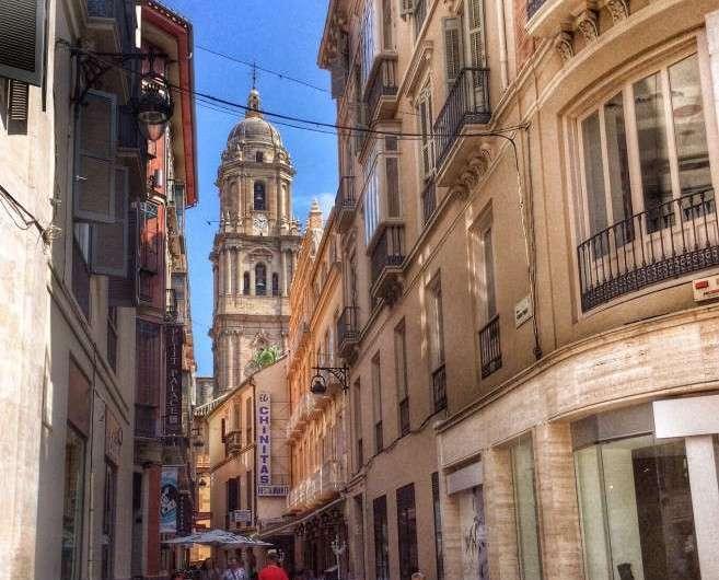 Die Kathedrale in Malaga – die Unvollendete