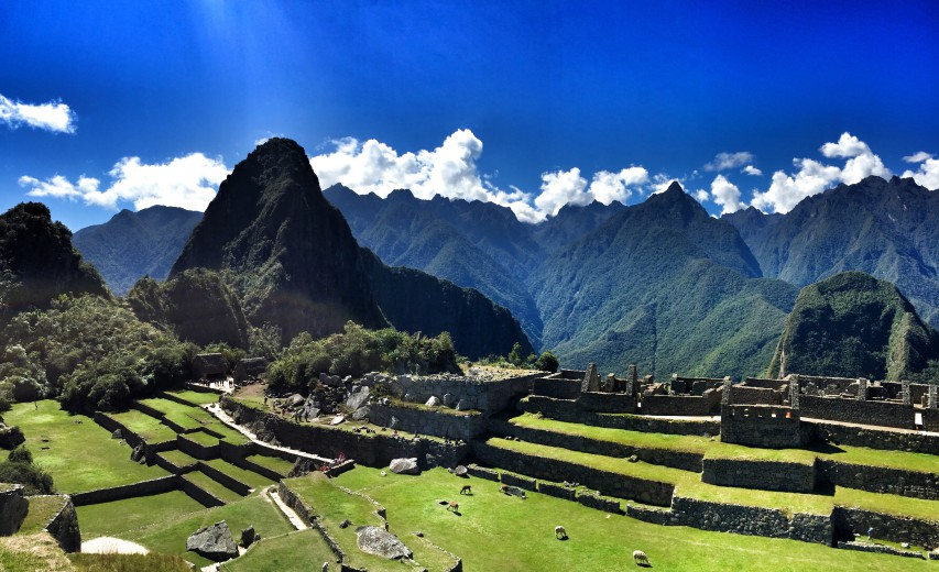 Machu Picchu – das Ziel