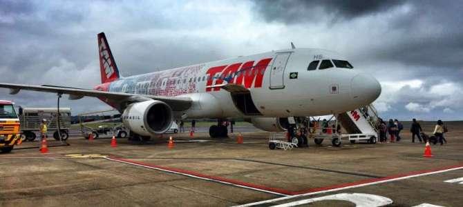 Die südamerikanischen Fluggesellschaften LAN/TAM/LATAM