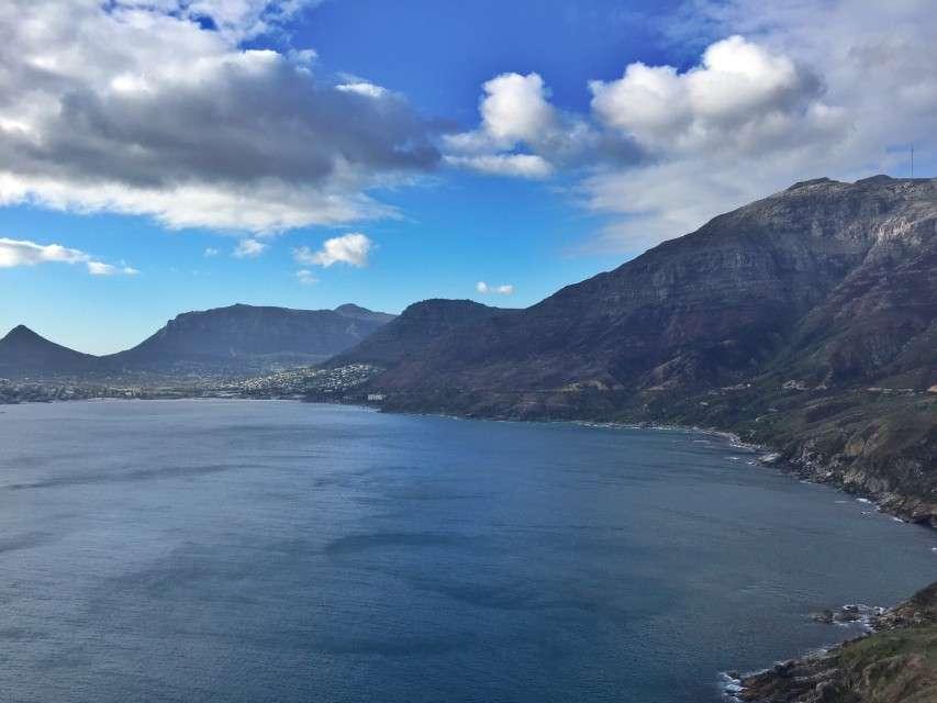 Atemberaubender Blick von Chapman's Peak
