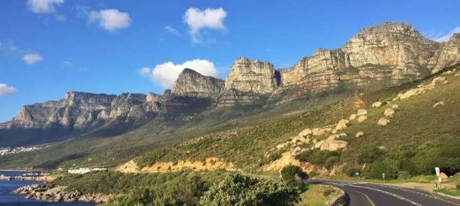 Die Zwölf Apostel in Kapstadt