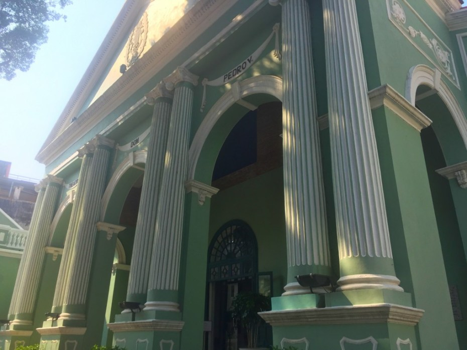 Portugiesisches Theater in Macau
