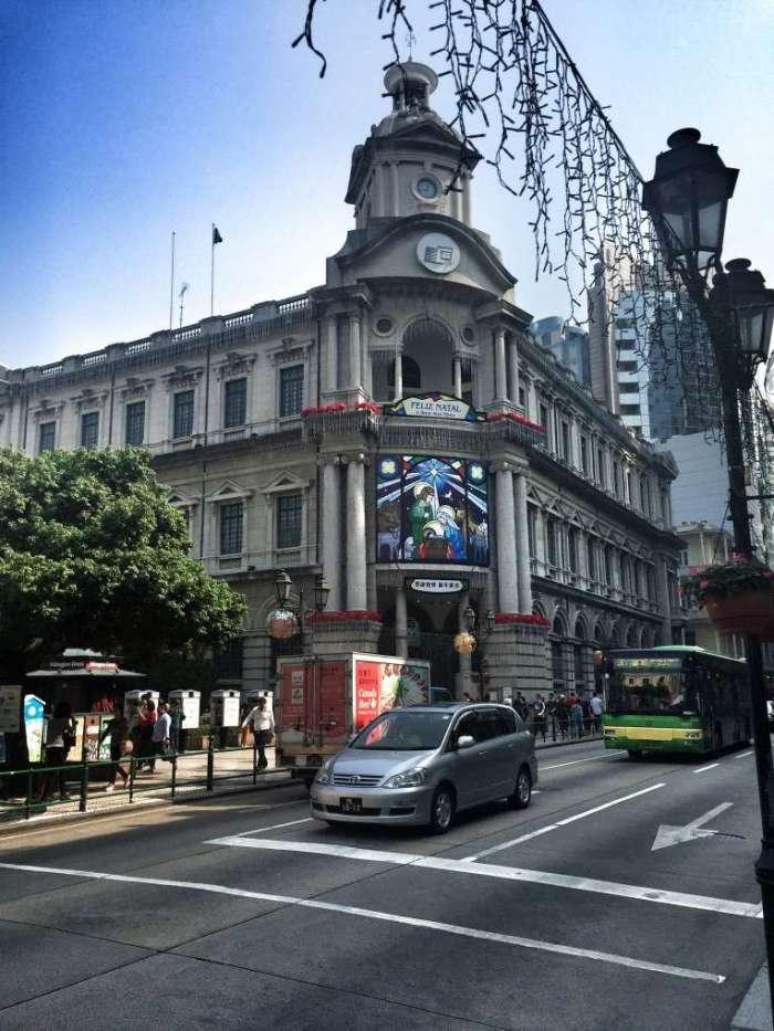 Historische Innenstadt von Macau