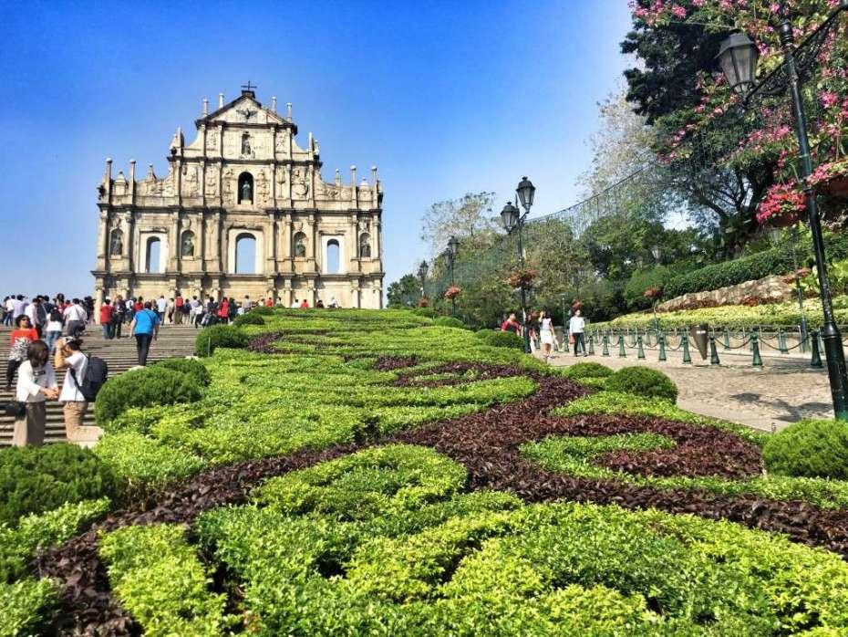 Paulskirche in Macau
