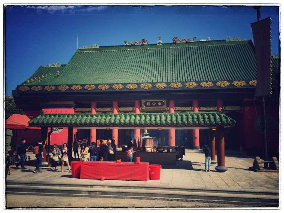 Che Kung Tempel