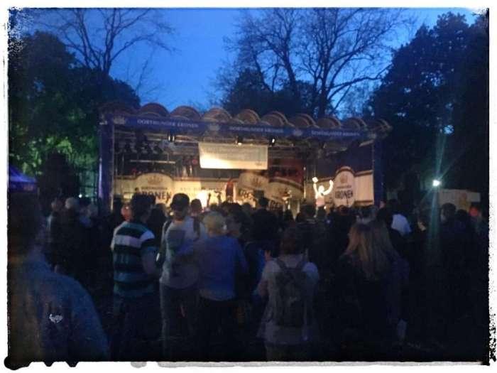 Anfang Mai findet das Westpark-Fest statt