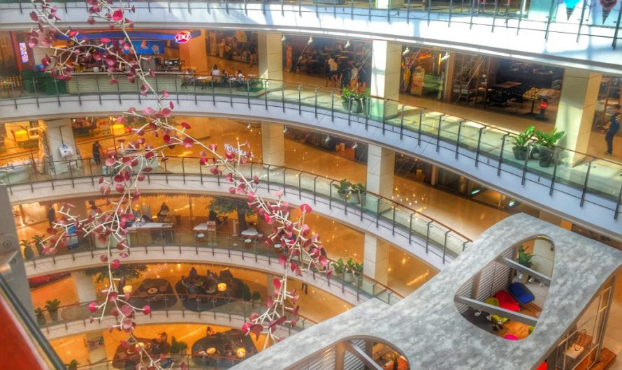 Shoppingcenter Central World in Bangkok