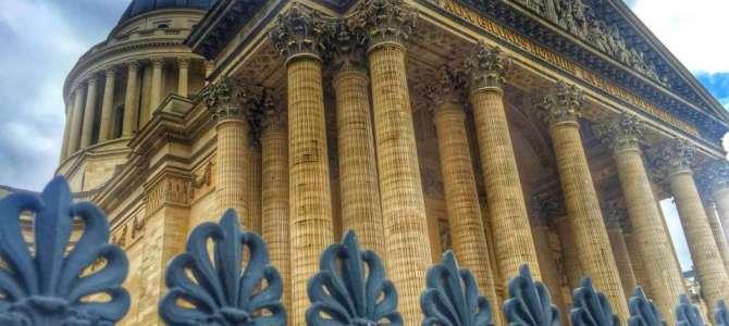 Das Panthéon – die französische Ruhmeshalle
