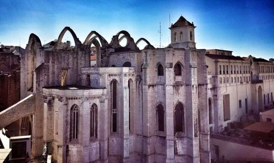 Das Erdbeben von 1755 in Lissabon