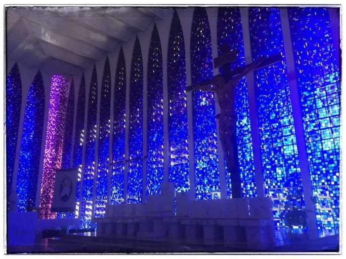 Die Kirche Dom Bosco