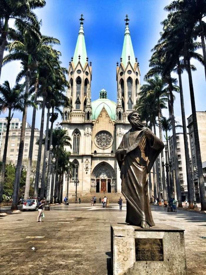 Besonders gefährlich: Der Stadtbezirk rund um die Kathedrale
