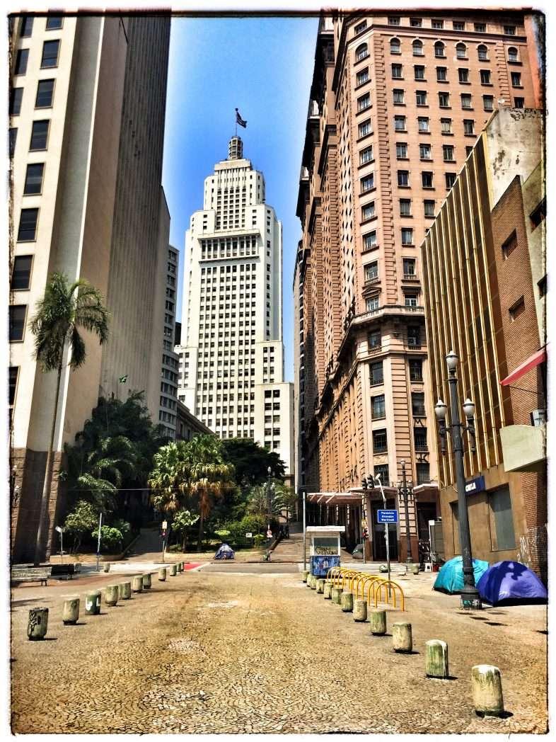 Original oder Fälschung? Das Empire State Building in Sao Paulo