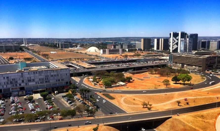Oscar Niemeyer und seine Hauptstadt Brasilia
