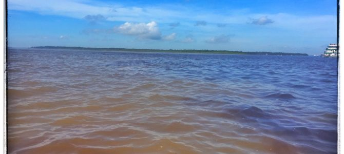 Hier entsteht der Amazonas