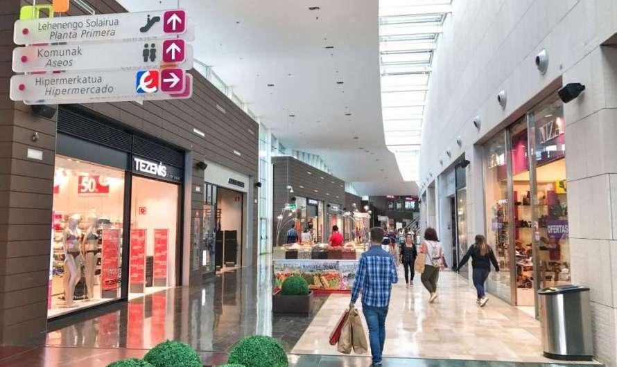 Shopping in Bilbao