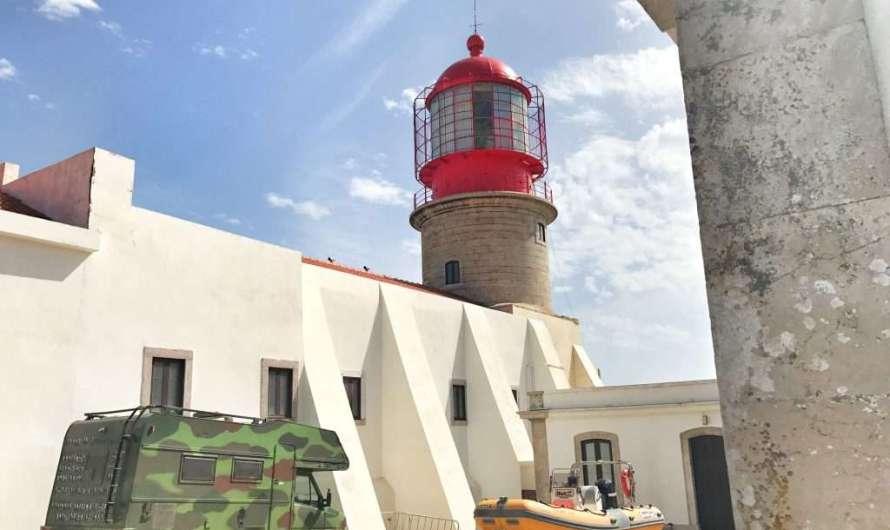 Cabo Sao Vicente – hier endet Europa