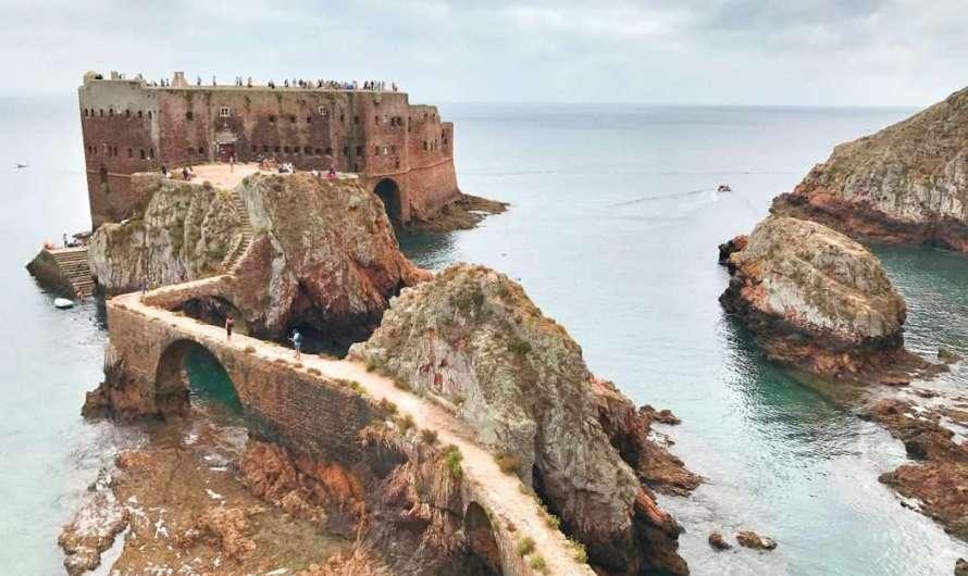 Die Berlengas in Portugal
