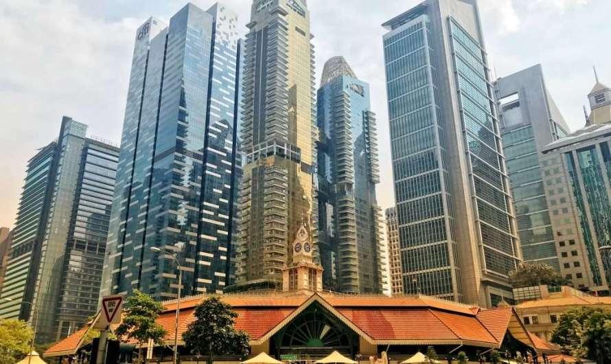 Das koloniale Singapur