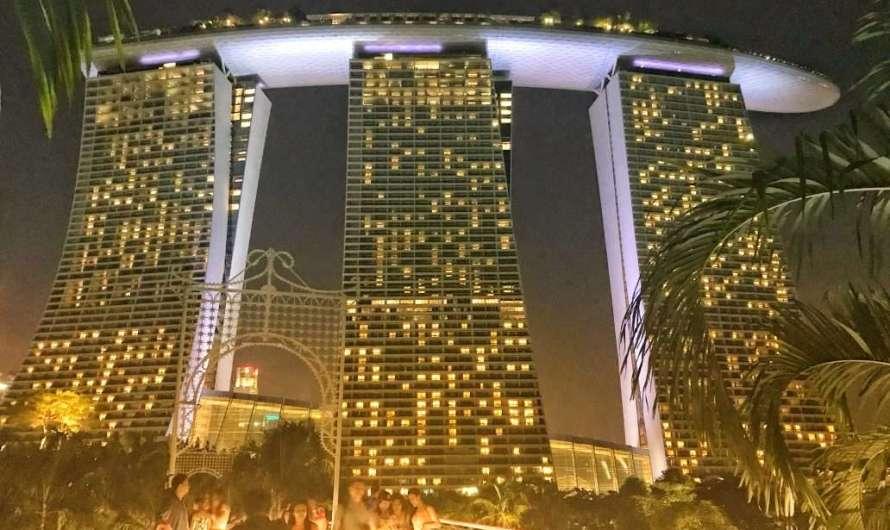 Zocken in den Casinos in Singapur