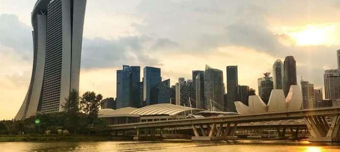 10 Dinge, die Sie rund ums Marina Bay Sands unternehmen können