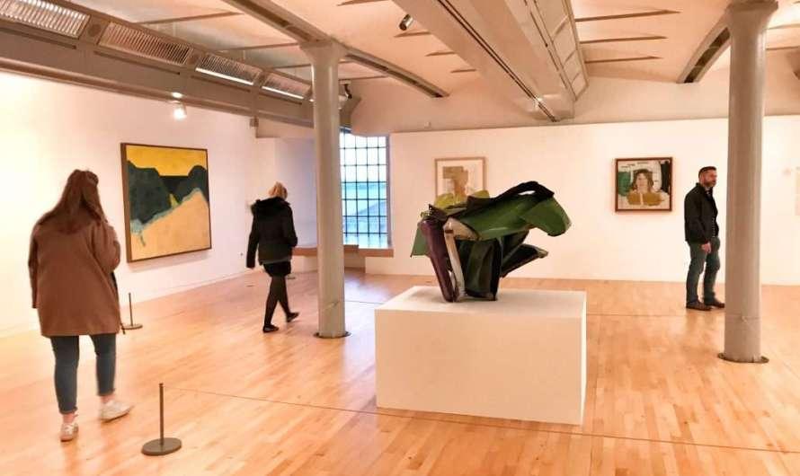 Die Tate Gallery in Liverpool