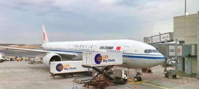Mit Air China nach China