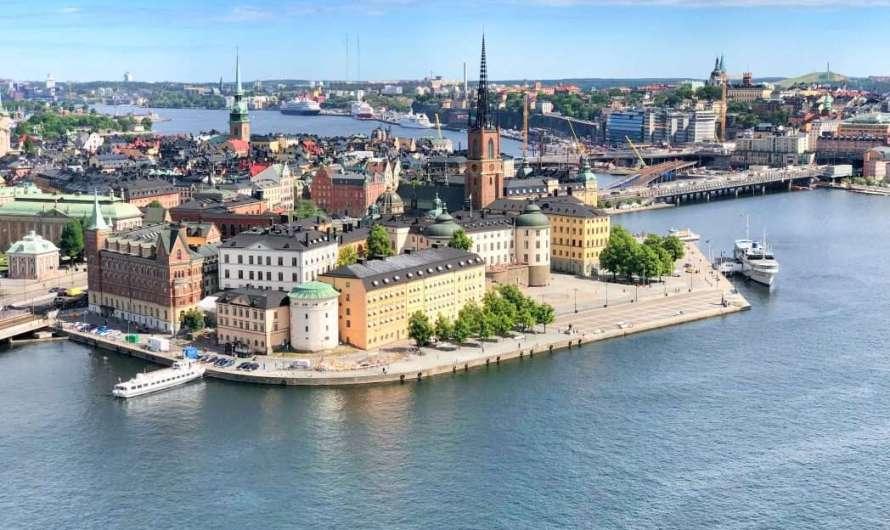 Riddarholmen – die Ritter-Insel in Stockholm
