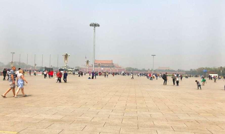 Der Platz des Himmlischen Friedens
