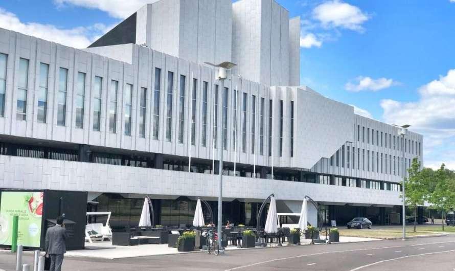 Finlandia – Halle in Helsinki