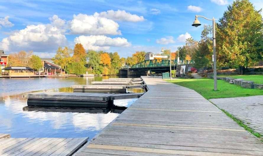 Huntsville, Ontario – Startpunkt für Ausflüge in den Nationalpark