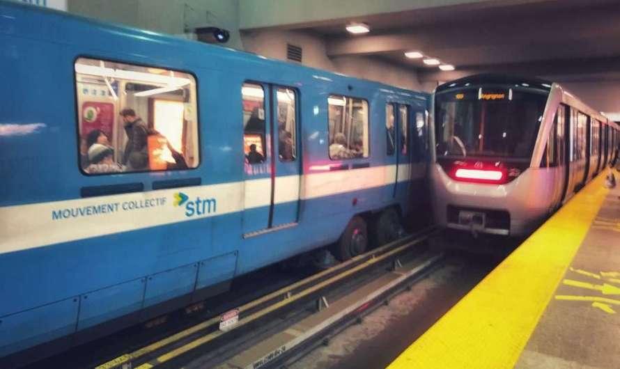 Die Metro in Montreal