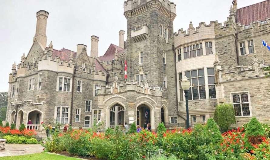 Casa Loma – das skurrile Schloss in Toronto