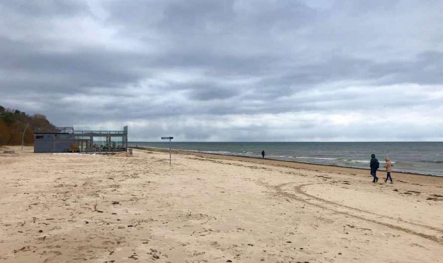 Jurmala – der Strand von Riga