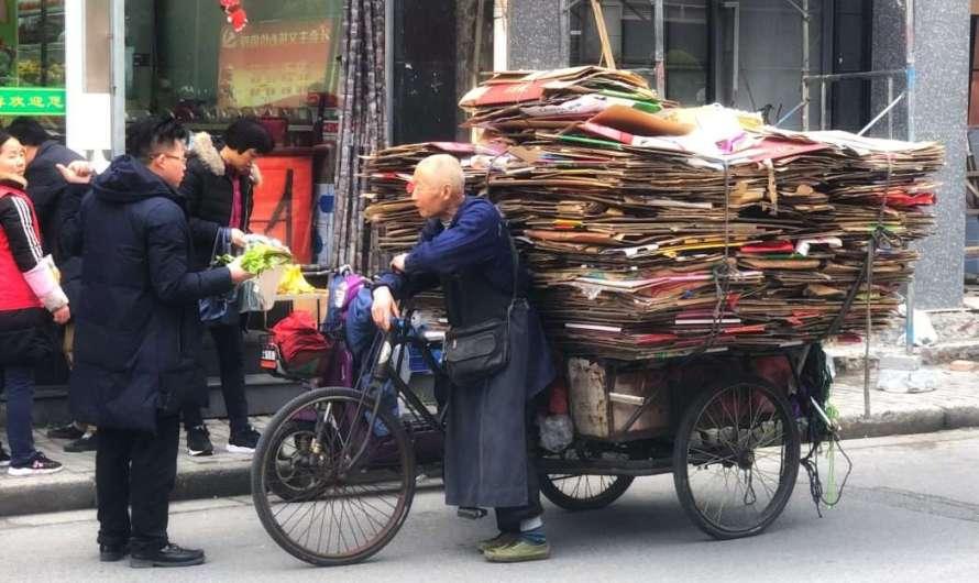 10x Originelles China