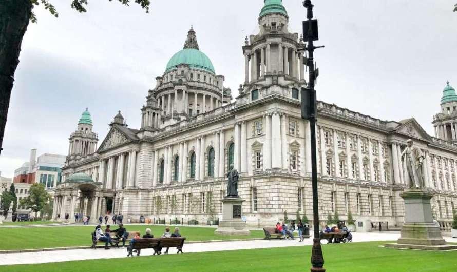 Die City Hall in Belfast