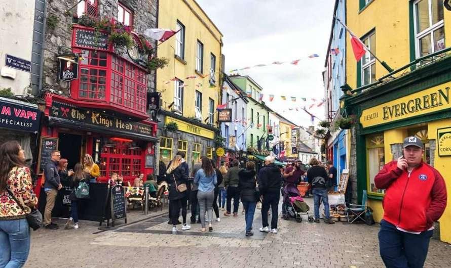 Party-Hauptstadt Galway