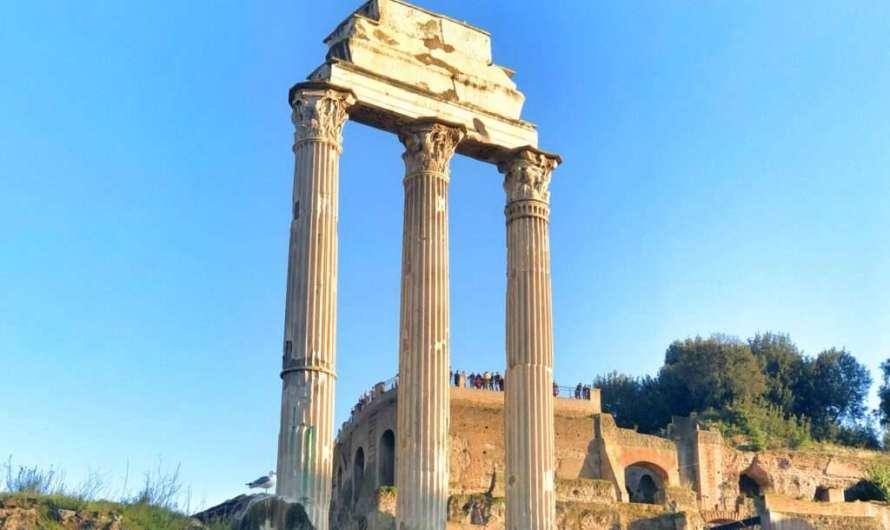 Ein verlängertes Wochenende in Rom