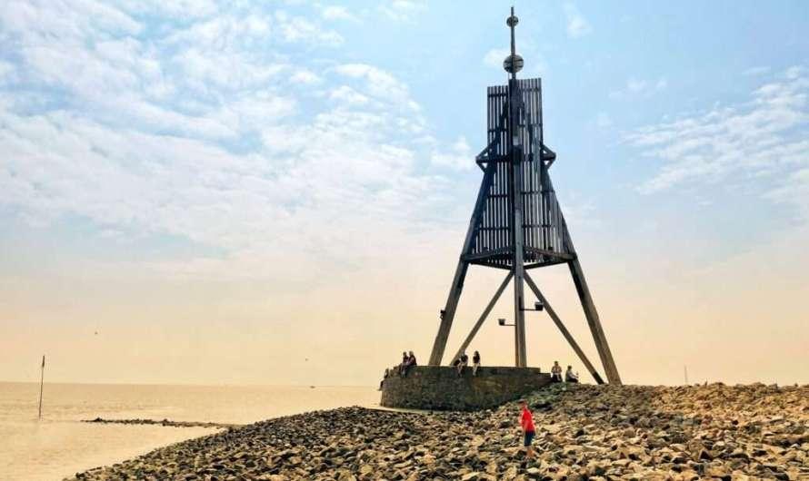 Kugelbake – das Wahrzeichen von Cuxhaven