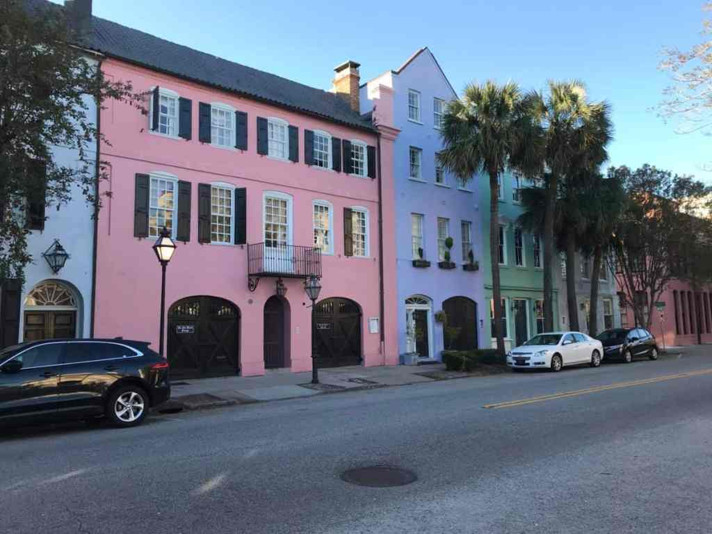Charleston has a lot to offer and is always a great place to visit. Short drive from Edisto Beach Campground.