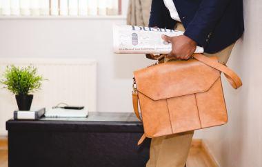 business interview job hunt