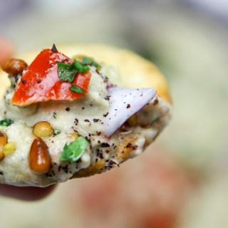 Lebanese Baba Ghanouj Eggplant Dip